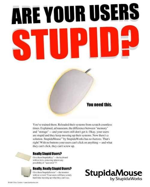 Stupid_users